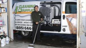 Carpet steam cleaning – Ventura, CA
