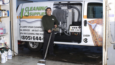 Read more about the article Carpet steam cleaning – Ventura, CA