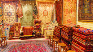 Read more about the article Don't Sweep This Under the Rug! Different Types of Rug Materials