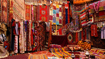 You are currently viewing Beneath Our Feet – A History of Rugs