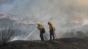 The Thomas Fire and Price Gouging for Commercial Cleaning Services