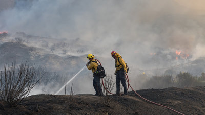 You are currently viewing The Thomas Fire and Price Gouging for Commercial Cleaning Services